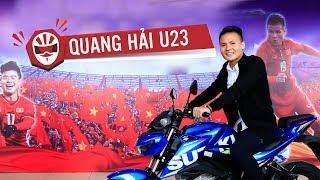 Quang Hải được tặng gì sau sau chiến công tại U23 Châu Á ?