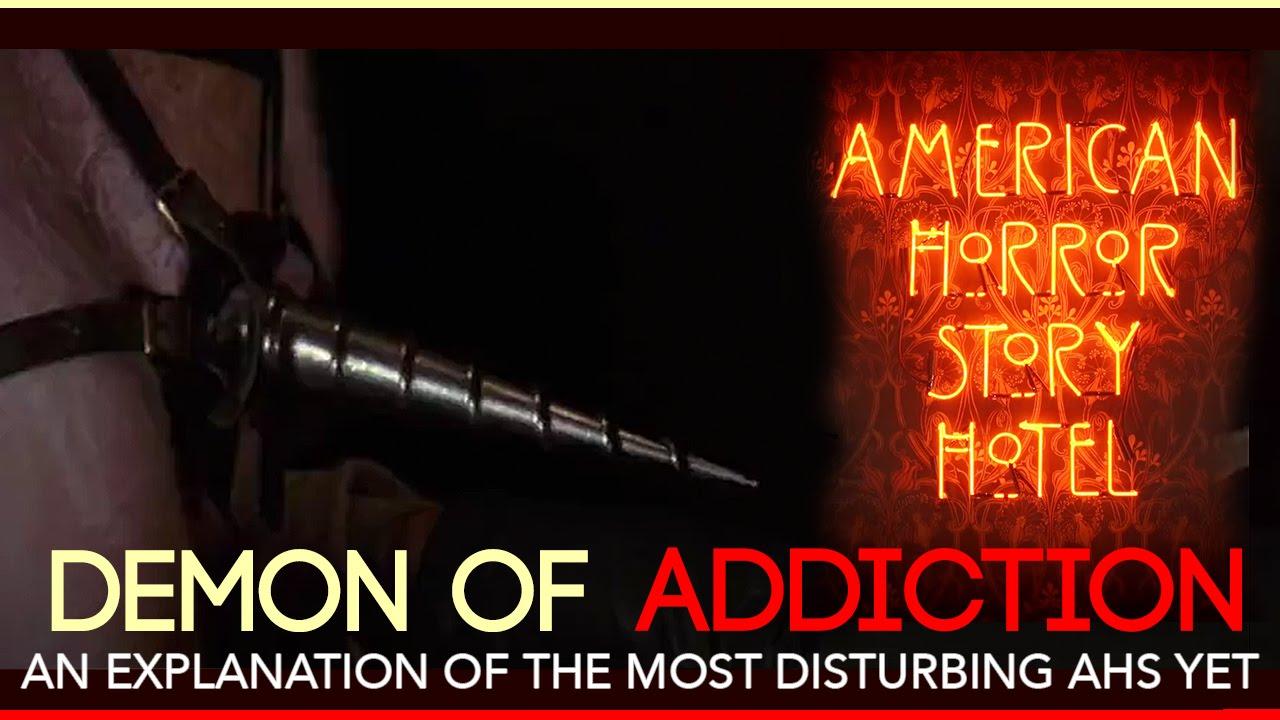 Addiction Demon Ahs Scene