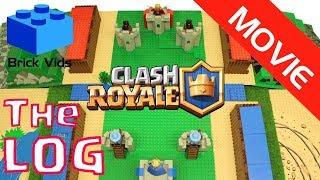 Lego Clash Royale 3 The Log - Lego COC - Lego Clash of Clans - Craft Royale Video - Parody Movie