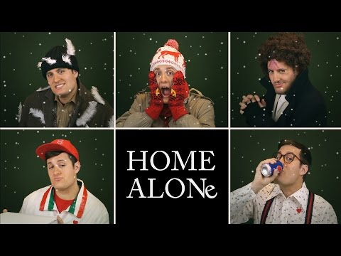 Home Alone - Somewhere In My Memory - A Cappella - Nick Pitera