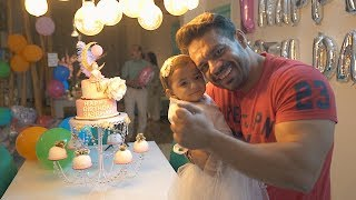 Rasbhari's 1st BirthDay 🎁