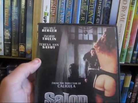 My DVD Collection 2012: Exploitation