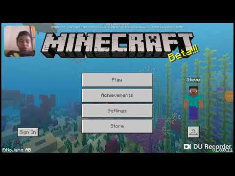 Ketemu Frost Diamond Di Minecraft Pe Android Gila Mantap Jiwa Coy