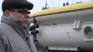 Neptune Первая туристическая подводная лодка(Рассказ о первой туристической подводной лодке Нептун. Подробнее: http://tv29.ru/?bl60number=20486., 2014-05-07T09:31:35.000Z)