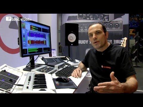 Musikmesse 2014 - Steinberg Wavelab 8.5 (English subtitles)