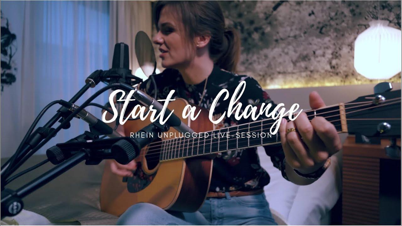 KATE RENA - Start a Change - Live-Session