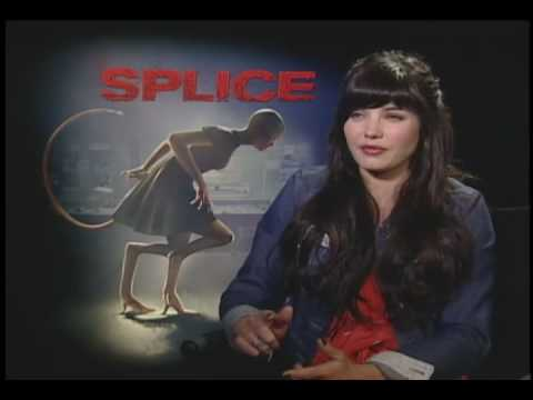 "The ""Splice"" Monster Speaks!  My Fun Interview With Delphine Chanéac For ""Splice"""