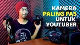 Kamera untuk YouTuber Pemula Paling Bagus Pake Apa?