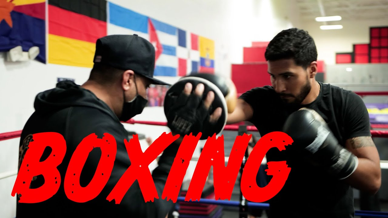 SPF Boxing Class Overview
