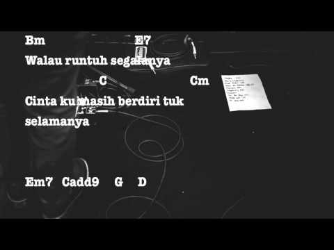 Tengku Adil - Masih Berdiri [OFFICIAL LYRIC VIDEO WITH CHORDS] Mp3