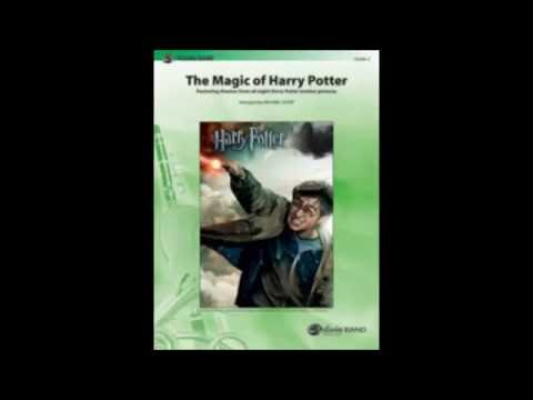 The Magic Of Harry Potter by Michael Story