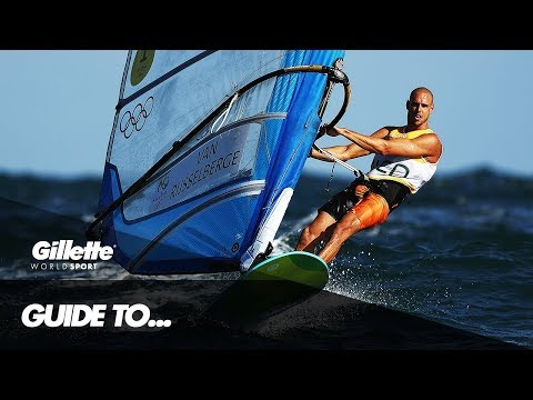 Dorian Van Rijsselberghe's Guide to RS:X Windsurfing | Gillette World Sport