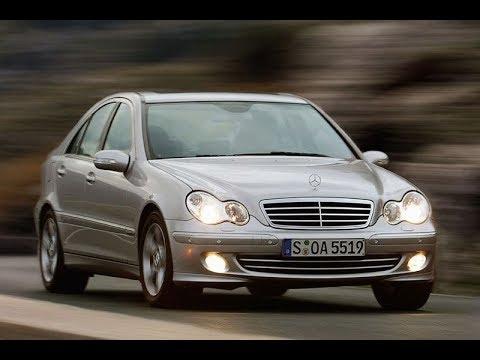 Mercedes-Benz: C-class(2000-2007)W203.