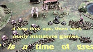 Throwback Thursdays Ep 15 - Epic: Armageddon Battle Report - Part 1