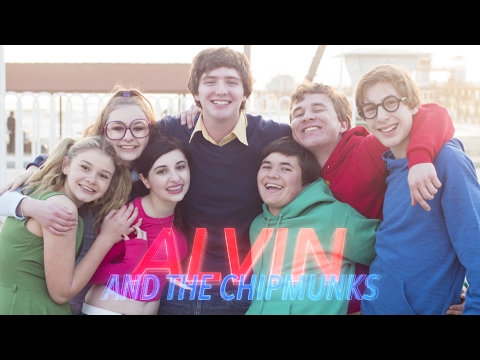 Alvin and the Chipmunks Intro