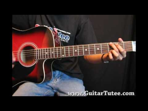 Robert Pattinson - Let Me Sign, by www.GuitarTutee