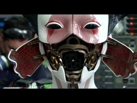 Ghost In The Shell behind the scenes  WETA Workshop & More