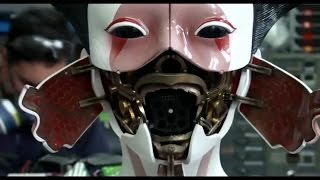 Ghost In The Shell behind the scenes  WETA Workshop & More' Featurette 2017