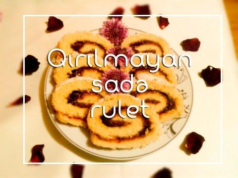 Qırılmayan Sadə Cemli Rulet Resepti