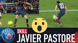 SKILL / GESTE TECHNIQUE : JAVIER PASTORE - PARIS SAINT-GERMAIN vs MONACO