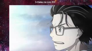 3 Gatsu no Lion ED