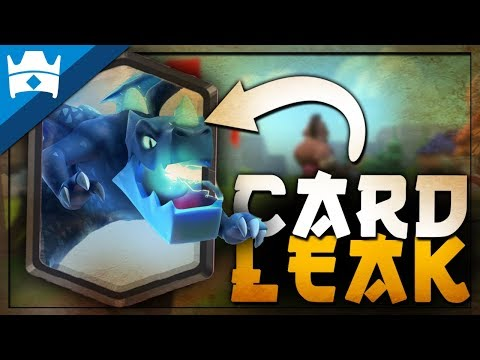 ELECTRO DRAGON COMING TO CLASH ROYALE?! OCTOBER UPDATE LEAK! || Clash World Ep.19