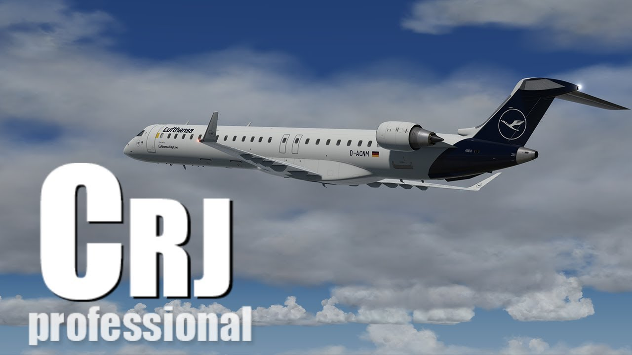 simMarket: AEROSOFT - CRJ PROFESSIONAL P3D4