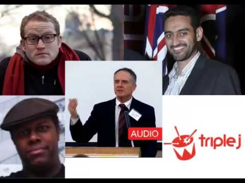 Jared Taylor vs Anti-Racist on Australian Radio