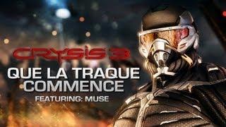 La chasse est lancée dans Crysis 3