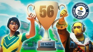 We set a Fortnite World Record...