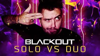 DISSING CONTRO DELU E SOLO vs DUO SU BLACKOUT IN UN UNICO VIDEO *assurdo*