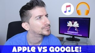 apple music vs google music for android
