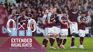 WEST HAM KNOCK OUT MAN CITY ON PENS   CARABAO CUP