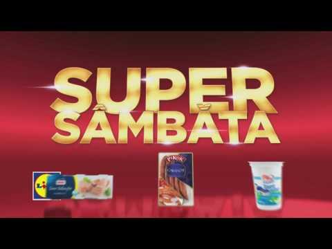 Super Sambata la Lidl • 4 Martie 2017