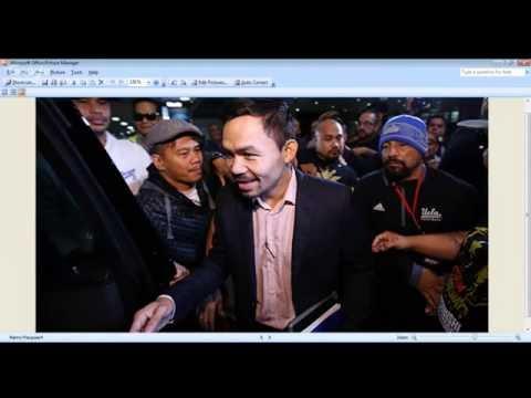 Manny Pacquiao's questionable political alliances
