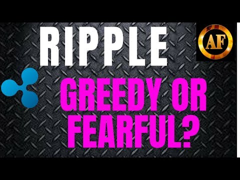 Ripple (XRP) - Be Greedy When Others Are Fearful - Parabolic Price Growth?