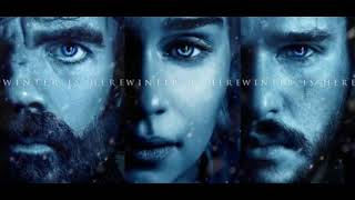 "Game of Thrones S8E03 Soundtrack ""The Night King- Ramin Djawad…"