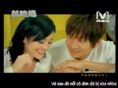 JJ Lin & Charlene Choi - Little Dimple.avi