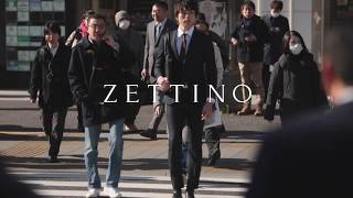 Zettino l Black Collection with Akihiro