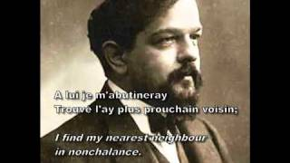 Trois Chansons by Debussy sung by a one-man multi-track choir.wmv