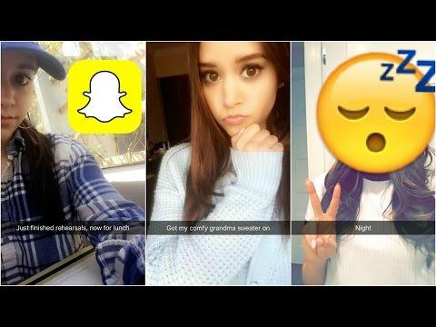 Megan Nicole Snapchat Compilation | Part 2