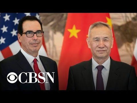 U.S. and China to resume trade talks as Trump threatens to impose new tariffs
