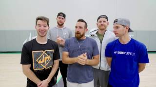 Dude Perfect Live Tour Update