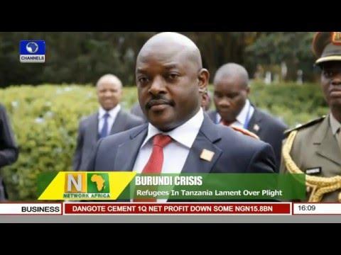 Network Africa: ICC To Investigate Burundi Crisis