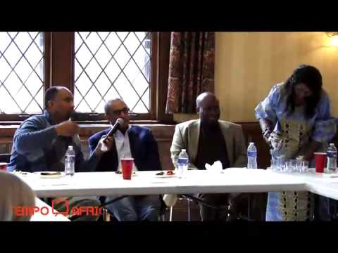 Tempo Afric TV- THE AFRICAN COMMUNITY IN MPLS HOSTED SISSAKO