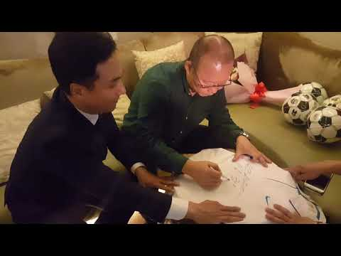[단독특종]베트남 축구 영웅 박항서(Park Hang Seo) 감독과의 인터뷰