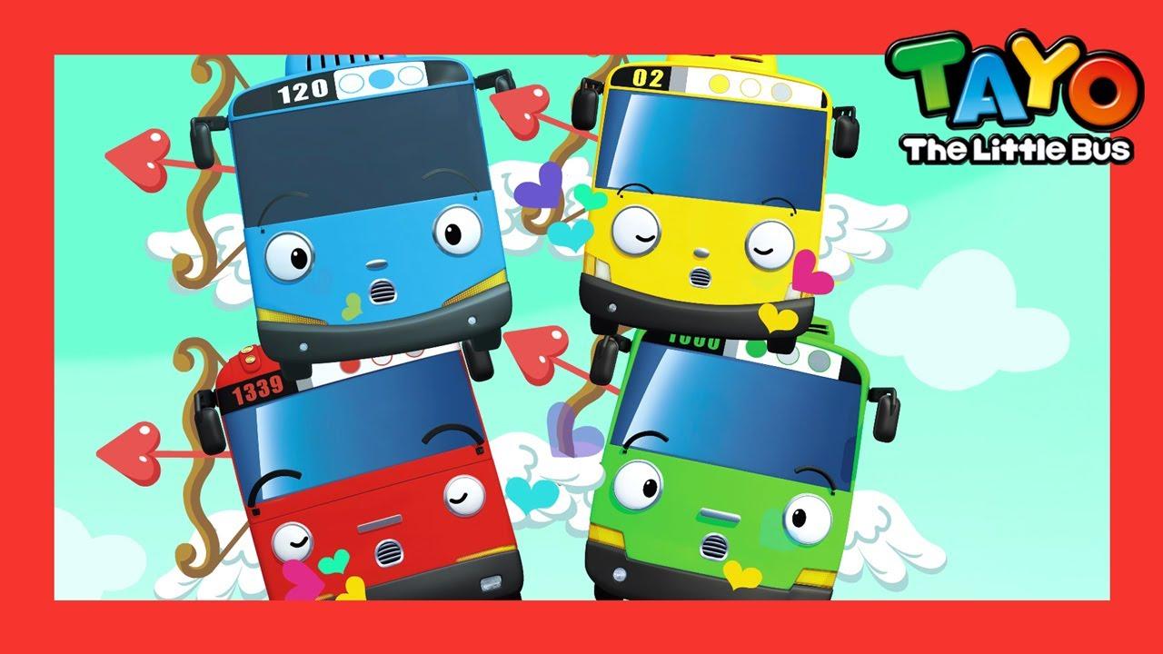 Tayo Lagu anak-anak Kompilasi Skidamarink (lirik) 11 menit l Tayo Bus Kecil