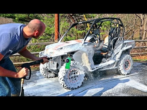 Foam Cannon  Car Wash at Home