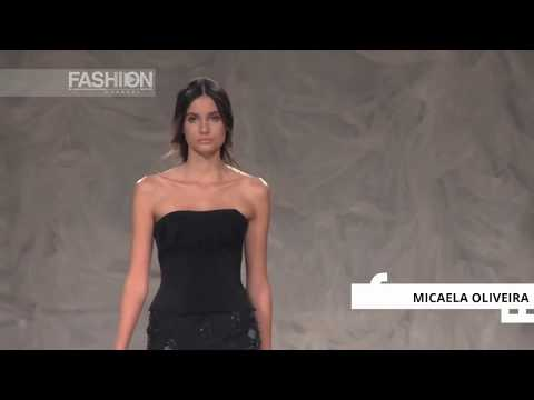 MICAELA OLIVEIRA Spring Summer 2018 Portugal Fashion Week - Fashion Channel