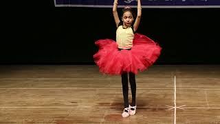 Ballet Dance performance by Dhruvi parmar